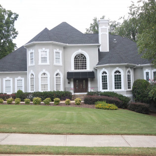 Residential Asphalt shingle Roof replacement - location Alpharetta, GA